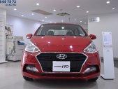 Bán xe I10 sedan 1.2 AT màu đỏ  , xe có sẵn, giao ngay giá 415 triệu tại Tp.HCM