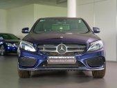 Bán Mercedes-Benz C300 AMG 2017 XANH cũ , mới chính hãng..TIẾT KIỆM 8% giá 1 tỷ 909 tr tại Tp.HCM