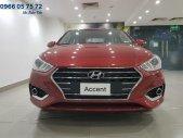 Bán Hyundai Accent 1.4L số tự động màu đỏ , nhiều ưu đãi hấp dẫn, xe giao ngay giá 499 triệu tại Tp.HCM