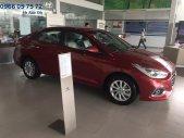 Bán xe Hyundai Accent 1.4L số tự động màu đỏ , nhiều khuyến mãi, xe giao ngay giá 499 triệu tại Tp.HCM