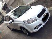 Bán xe Chevrolet Aveo LTZ năm sản xuất 2015, màu trắng giá 315 triệu tại Tp.HCM