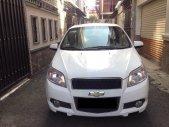 Bán xe Chevrolet Aveo LTZ 2015 tự động màu trắng giá 315 triệu tại Tp.HCM