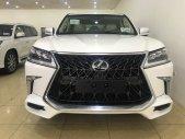 Lexus LX570 Super Sport S Trung Đông 2016 màu trắng nội thất da bò xe nhập Mới 100% giá 7 tỷ 680 tr tại Hà Nội