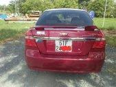 Bán ô tô Chevrolet Aveo LTZ đời 2015, màu đỏ  giá 345 triệu tại Tp.HCM