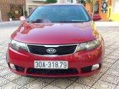 Chính chủ bán Kia Forte SX đời 2011, màu đỏ giá 410 triệu tại Hà Nội