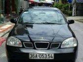 Cần bán xe Daewoo Lacetti MT đời 2004, màu đen giá 128 triệu tại Thái Bình