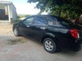 Bán Chevrolet Lacetti EX 2008, màu đen còn mới, 186 triệu giá 186 triệu tại Quảng Bình