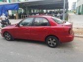 Cần bán chiếc Lanos 2001 màu đỏ, cực đẹp, máy êm, gầm chắc, máy lạnh tê tái giá 95 triệu tại Đồng Nai