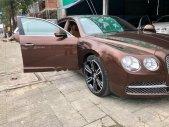Bán Bentley Continental Flying Spur W12 SX 2015, màu nâu, nhập khẩu giá 13 tỷ 500 tr tại Tp.HCM