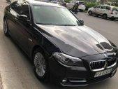 Cần bán gấp BMW 5 Series 520i 2015, màu đen, nhập khẩu   giá 1 tỷ 390 tr tại Tp.HCM