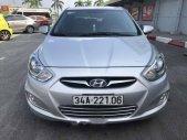 Bán Hyundai Acent đời 2012, màu bạc, nhập khẩu, giá chỉ 428 triệu giá 428 triệu tại Hà Nội
