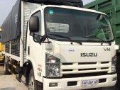 Bán xe Isuzu 8.2 tấn màu trắng/giá siêu tốt / hỗ trợ trả góp / giao xe toàn quốc giá 720 triệu tại Kiên Giang