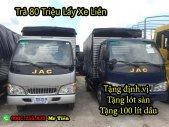 Xe Tải JAC 2 Tấn 4 Thùng 3,7 Mét Trả 70 Triệu Lấy Xe  giá 370 triệu tại Bình Phước