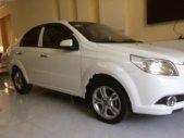 Cần bán Chevrolet Aveo LTZ 1.5 AT năm 2015, màu trắng xe gia đình giá 340 triệu tại Đồng Nai