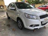 Cần bán xe Chevrolet Aveo LTZ 1.5 AT 2016, màu trắng, giá chỉ 385 triệu giá 385 triệu tại Hà Nội