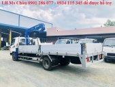 Bán xe tải Hyundai HD 120SL/động cơ mạnh mẽ/tiết kiệm nhiên liệu/giá cạnh tranh/trả góp 70% giá 735 triệu tại Kiên Giang