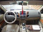Bán xe Toyota Fortuner 2009, số tự động, màu đen, xe gia đình, zin nguyên bản giá 535 triệu tại Đồng Nai