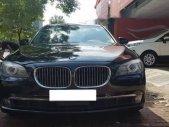 Bán BMW 7 Series 750 Li sản xuất năm 2009, màu đen, giá tốt giá 1 tỷ 100 tr tại Hà Nội