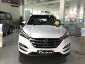 Cần bán Hyundai Tucson 2.0 ATH năm sản xuất 2018, màu trắng  giá 838 triệu tại Tp.HCM