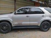 Bán xe Toyota Fortuner sản xuất năm 2015, màu bạc  giá 840 triệu tại An Giang