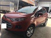 Cần bán Ford EcoSport 1.5MT sản xuất 2016, màu đỏ giá 476 triệu tại Tp.HCM