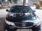 Bán Kia Forte Sli sản xuất 2009, màu đen, nhập khẩu giá 370 triệu tại Bắc Giang