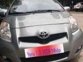 Bán Toyota Yaris 1.3 năm sản xuất 2009, màu xám, nhập khẩu   giá 378 triệu tại Hà Nội