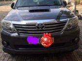 Cần bán xe Toyota Fortuner sản xuất 2015, màu xám giá 855 triệu tại Tp.HCM