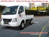 Bán xe tải Tata 1.2 tấn /tiêu chuẩn Châu Ân/ giá hợp lý/trả góp 70%/thủ tục nhanh/giao xe ngay giá 295 triệu tại Kiên Giang