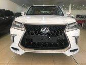 Bán Lexus LX570 Super Sport S 2019 Trung Đông Trắng nội thất nâu da bò Mới 100%  giá 9 tỷ 180 tr tại Hà Nội