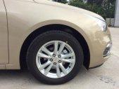 Bán xe Chevrolet Cruze LS 1.6L sản xuất năm 2015, màu vàng giá 385 triệu tại Tp.HCM