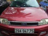 Xe Ford Laser 1.6MT năm 2002, màu đỏ xe gia đình, giá tốt giá 185 triệu tại Hà Nội