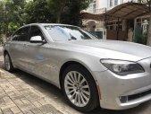 Cần bán em BMW 750Li 2010 màu xám bạc, nhập khẩu Đức giá 1 tỷ 270 tr tại Tp.HCM