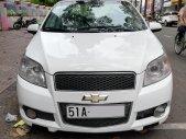 Bán Chevrolet Aveo 2014 số tự động - trắng giá 325 triệu tại Tp.HCM