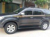 Cần bán gấp Toyota Fortuner năm sản xuất 2011, màu xám số sàn giá 660 triệu tại Ninh Bình