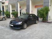 Cần bán gấp Mitsubishi Lancer GLX 1.6 AT đời 2004, màu đen chính chủ giá 210 triệu tại Hà Nội
