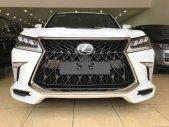 Bán Lexus LX 570 Super sport S năm 2018, màu trắng, nhập khẩu trung đông giá 9 tỷ 180 tr tại Hà Nội
