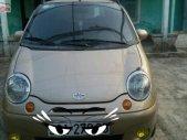 Bán Daewoo Matiz SE 2004, màu vàng, xe gia đình đi giữ gìn nên mọi thứ giá 69 triệu tại Thái Nguyên