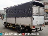 Xe tải Isuzu 2T thùng bạt - QKR77HE4 giá cạnh tranh|Thegioiototai.vn giá 512 triệu tại Tp.HCM