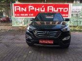 Cần bán Hyundai Santa Fe đời 2015, màu đen, máy dầu mới 99,999% giá 925 triệu tại Hà Nội