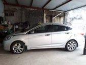 Cần bán Hyundai Accent AT đời 2011, màu bạc, xe đẹp giá 390 triệu tại Đồng Nai