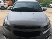 Cần bán gấp Chevrolet Cruze đời 2016 màu bạc, 438 triệu giá 438 triệu tại Tp.HCM