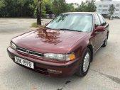 Cần bán xe Honda Accord LX năm 1990, màu đỏ, nhập khẩu nguyên chiếc giá 95 triệu tại Hà Nội