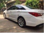 Bán xe Hyundai Sonata sản xuất 2010, màu trắng, 565 triệu giá 565 triệu tại Hà Nội