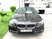 Bán BMW 520i model 2016 màu nâu, xe mua mới giá 1 tỷ 580 tr tại Tp.HCM