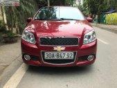 Bán xe Chevrolet Aveo LTZ 1.5AT đời 2015, màu đỏ, số tự động  giá 339 triệu tại Hà Nội