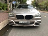 Bán xe BMW 750Li năm 2010 biển víp, màu vàng, nhập khẩu, 1 tỷ 200 triệu giá 1 tỷ 200 tr tại Tp.HCM