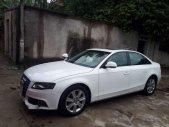 Bán xe Audi A4 năm sản xuất 2009, màu trắng, xe nhập giá 500 triệu tại Hà Nội
