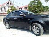 Cần bán lại xe Daewoo Lacetti năm sản xuất 2009, màu đen, giá 185tr giá 185 triệu tại Thái Bình
