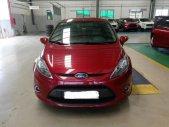 Cần bán Ford Fiesta năm sản xuất 2011, màu đỏ giá cạnh tranh giá 290 triệu tại Tây Ninh